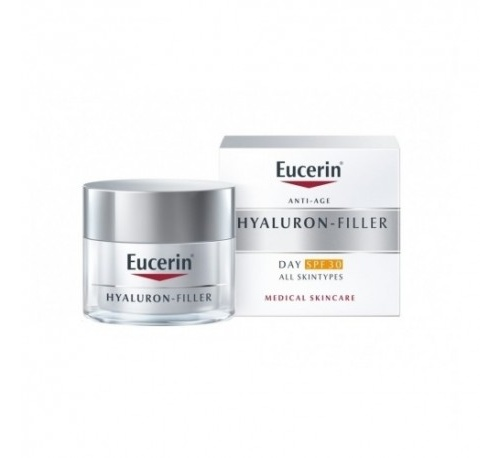 Eucerin antiedad hyaluron filler dia fps30 (50 ml)