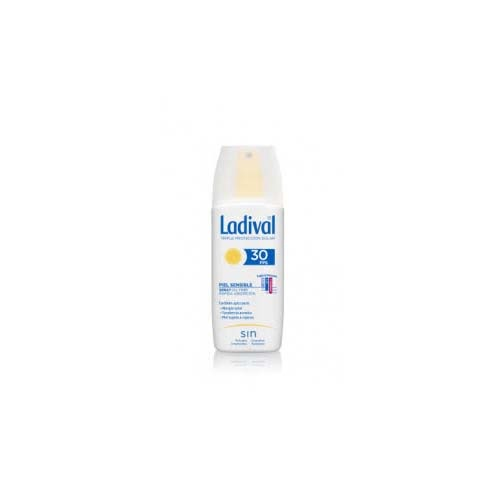 Ladival piel sensible o alergica spray fps 30 - fotoproteccion alta gel-crema + aftersun (duplo 200