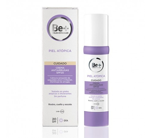 Be+ atopia crema antiarrugas spf 20 (40 ml)