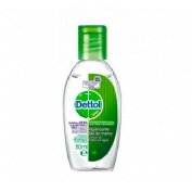 Gel hidroalcoholico - dettol (1 frasco 50 ml)