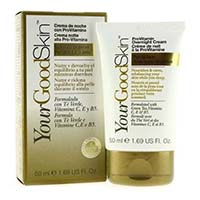 Crema de Noche con Provitamina Your Good Skin 50ml
