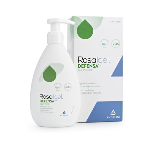 Rosalgel defensa gel intimo (200 ml)