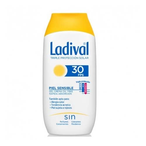 Ladival piel sensible fps 30 (200 ml)