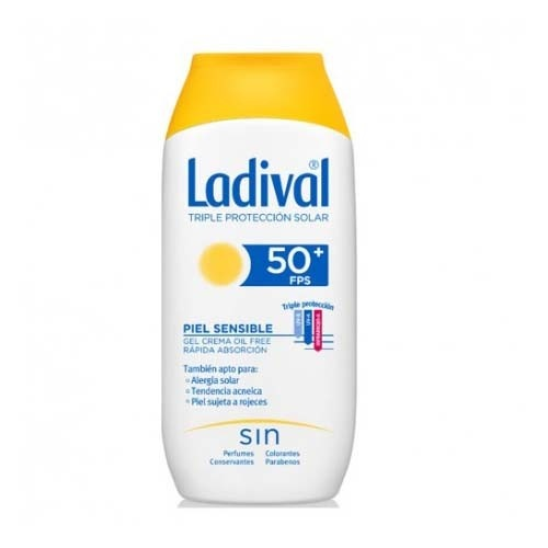 Ladival piel sensible fps 50+ (200 ml)