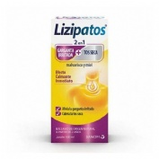 Lizipatos 2 en 1 malvavisco y miel (100 ml)