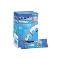 PHARMAGRIP DUO 650 mg/8,2 mg POLVO ORAL, 10 sobres