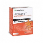 Chitosan extra forte med - arkodiet (500 mg 60 capsulas)