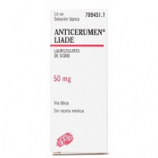 ANTICERUMEN LIADE, 1 frasco de 10 ml